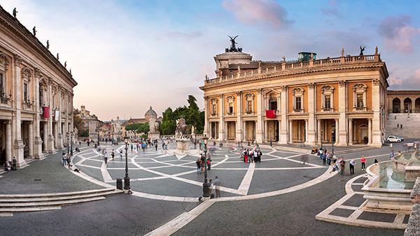 טיסות זולות לרומא, המוזיאונים הקפיטוליניים