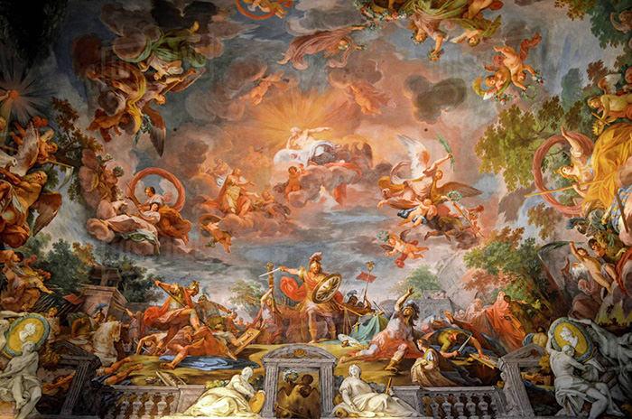 גלריה בורגזה,טיסות זולות ברומא