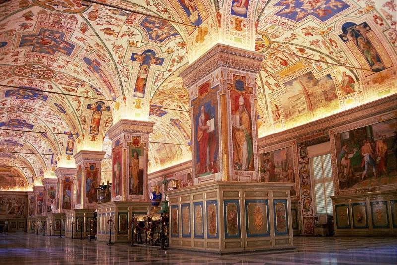 טיסות זולות ברומא,מוזיאוני הוותיקן