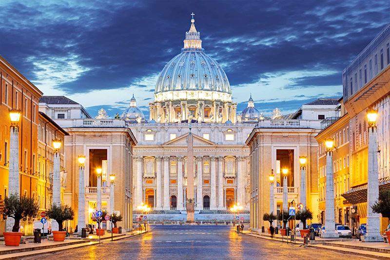 בזיליקת פטרוס הקדוש,טיסות זולות לרומא