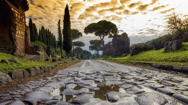 ויה אפיה ,טיסות זולות לרומא